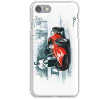 1960  Dino 246p. GP Monaco iPhone Case/Skin