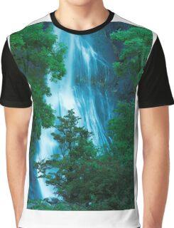 SHEET OF WATER Graphic T-Shirt