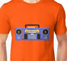 80s Boombox - The Brave Little Toaster Unisex T-Shirt