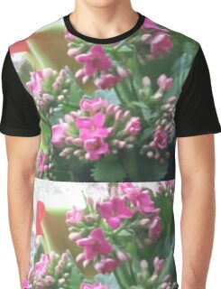 Welcome Spring / Photo Art Graphic T-Shirt