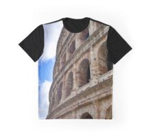 The Colosseum, Rome Italy Graphic T-Shirt
