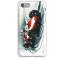 1961  Ferrari 156 F1 sharknose iPhone Case/Skin