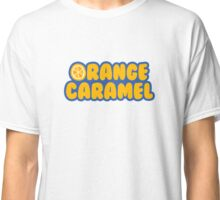 Orange Caramel - Logo - Color Classic T-Shirt