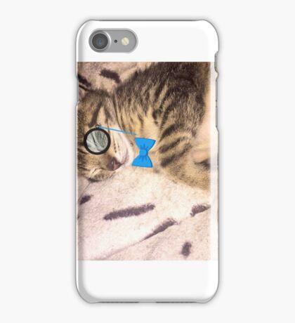 Mister Cat iPhone Case/Skin