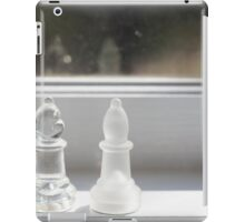 Day 11 - white/clear iPad Case/Skin