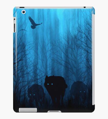 Wolf Pass: Blue Moon Zenith iPad Case/Skin