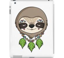 Sloth Head iPad Case/Skin