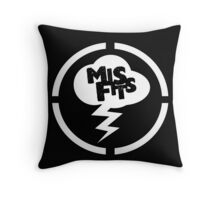 Power Support Throw Pillow