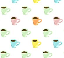 Coffee Pattern by Jeremy Stout