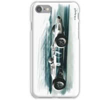 1964  Ferrari 158 NART. GP Mexico iPhone Case/Skin