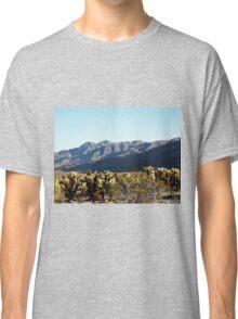 Joshua Tree National Park, California Classic T-Shirt