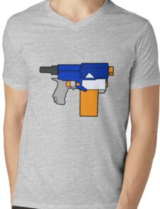 NERF TOY DESIGN- RETALIATOR Mens V-Neck T-Shirt