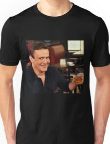 marshall eriksen with beer  Unisex T-Shirt