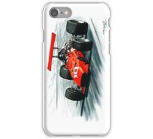 1968  Ferrari 312 F1 iPhone Case/Skin