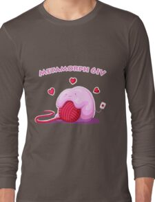 Métamorph6iv - Officiel Long Sleeve T-Shirt