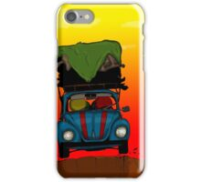 South of the border iPhone Case/Skin