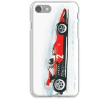 1970  Ferrari 312B iPhone Case/Skin