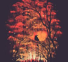 Burning In The Skies by robsonborges