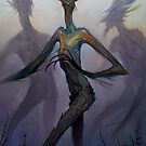Twisted Wisp Eaters by Mark Facey