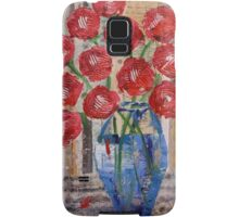 My Sweetheart's Roses Samsung Galaxy Case/Skin