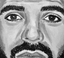 Drake Hotline Bling Portrait Sticker