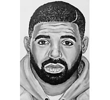 Drake Hotline Bling Portrait Photographic Print