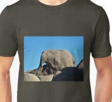 Elepant Rock , Joshua Tree Park  Unisex T-Shirt