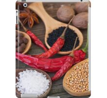 Spicy kitchen iPad Case/Skin