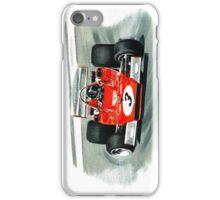 1973  Ferrari 312B3 iPhone Case/Skin