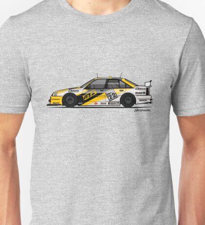 Opel Omega A Irmscher Evo 500 ATS DTM Touring Car Unisex T-Shirt