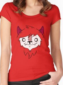 fluff Women's Fitted Scoop T-Shirt