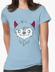 fluff Womens Fitted T-Shirt