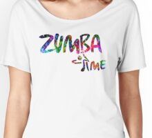 Zumba Time! Women's Relaxed Fit T-Shirt