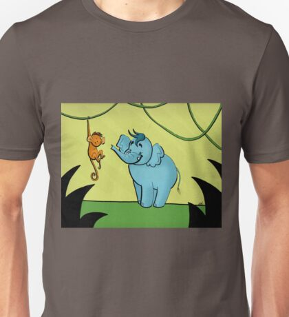 In the Jungle  Unisex T-Shirt