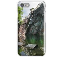 Rydal Cave-English Lake District iPhone Case/Skin
