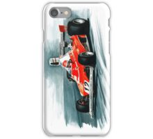 1975  Ferrari 312T iPhone Case/Skin
