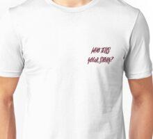 Who Tells Your Story? - Hamilton Unisex T-Shirt