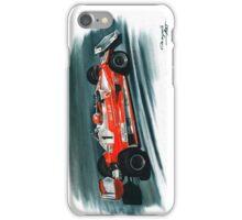 1976  Ferrari 312T2 iPhone Case/Skin