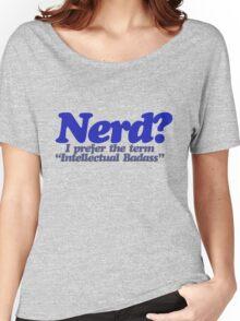 Nerd Women's Relaxed Fit T-Shirt