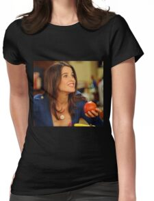 robin scherbatsky Womens Fitted T-Shirt