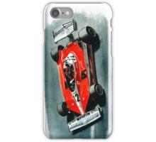 1978  Ferrari 312T3 iPhone Case/Skin