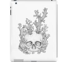 Cactus Skull iPad Case/Skin