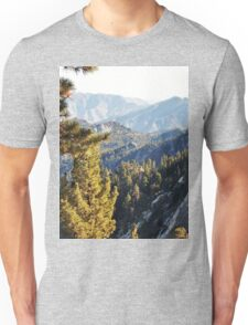 Mountain Wilderness Above Palm Desert Unisex T-Shirt