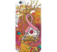 Pink Ribbon iPhone Case/Skin