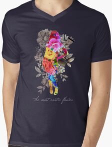 The Most Exotic Flower Mens V-Neck T-Shirt