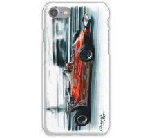1980  Ferrari 312T5, Monaco GP iPhone Case/Skin