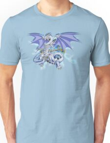 Blue-Eyes Spirit Dragon Unisex T-Shirt