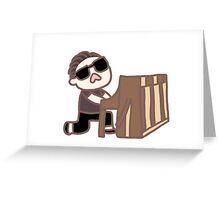 Piano Seb Greeting Card