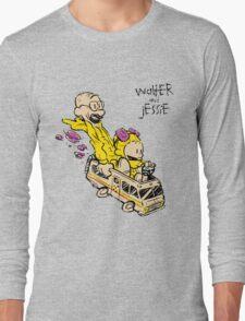 Walter & Jessie Long Sleeve T-Shirt