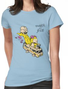 Walter & Jessie Womens Fitted T-Shirt